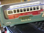 ERTL COLLECTIBLES ANHEUSER BUSCH TROLLEY CAR